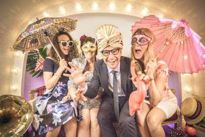 party photo booth sussex